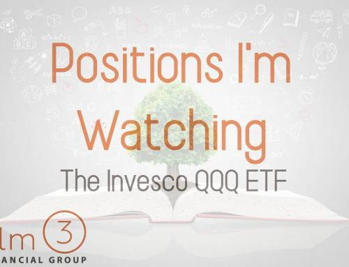 Positions I'm Watching: The Invesco QQQ ETF